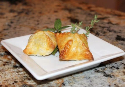 goat cheese turnovers recipe yummly fig and goat cheese turnovers ...