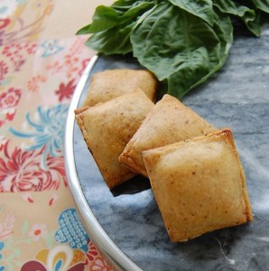 Olive And Goat Cheese Turnovers Recipes — Dishmaps