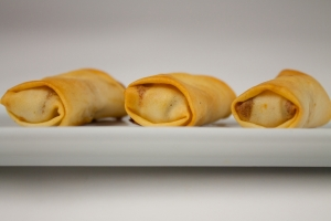 Peking Roasted Duck Spring Roll