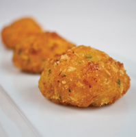 Macaroni and Cheese Poppers with no Ham ***out of stock***