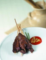 Szechuan Teriyaki Beef Satay***Temporarily out of stock***