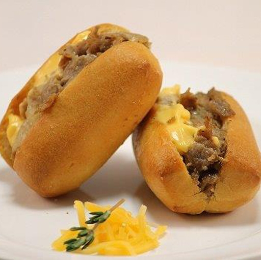 Philly Cheesesteak Hoagie