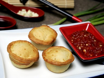 Asian Short Rib Pot Pie