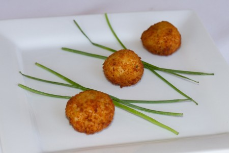 Fontina Chicken Bites