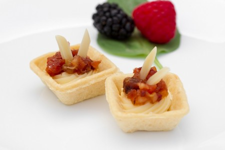 Creamy Brie Canapés **temporarily out of stock**