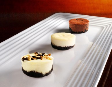Chocolate Cheesecake Assortment