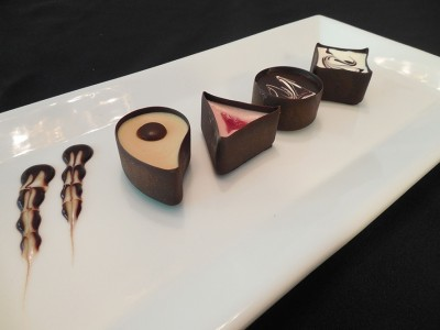 Chocolate Mousse Cup Assortment