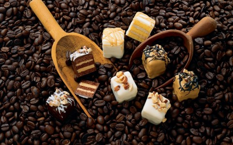 Coffee Petit Fours ~WHILE SUPPLIES LAST~