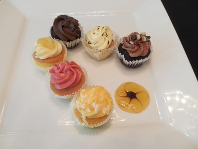 Mini Cupcake Assortment