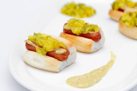 Chicago Hot Dogs with Relish