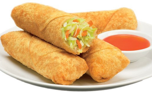 Mini Vegetable Egg Rolls| Vegetable Appetizers| Order Online Vegetarian Egg Rolls