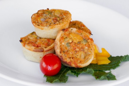 Ratatouille Tarts