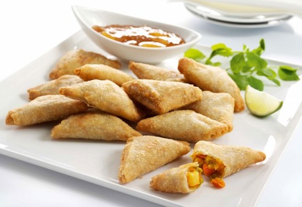 Thai Curry Samosa **Tray 40 pieces**