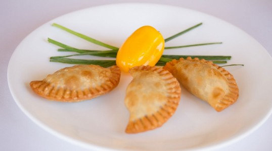 Vegetable Empanada